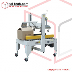 STEP C-50 Top and Bottom Sealing Machine & Flap Folding