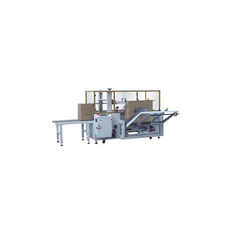 STEP K-40 Karton Erektor og Bundforseglingsmaskine