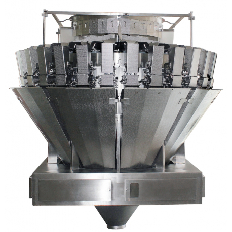 STEP 30 Head 5 Product Mix Multi-head Weigher