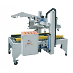 STEP I-50 Automatic Flaps Folding Carton Sealer