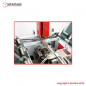 STEP TP-601BP Fully Automatic Strapping Machine with Belt-Driven Table and Pneumatic Press