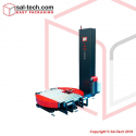 STEP TRM1500 Model Fully Automatic Pallet Wrapper