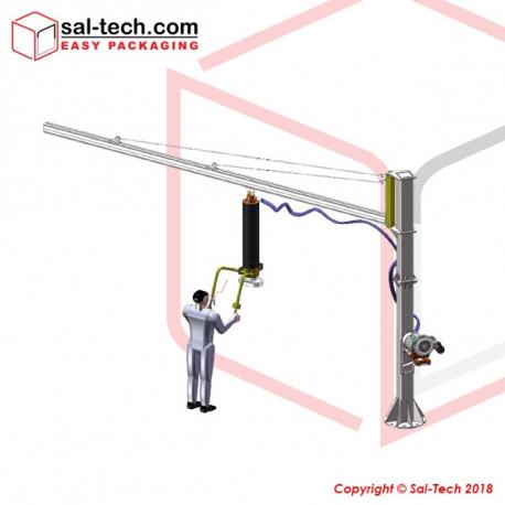 STEP Vacuum Lift ESL120
