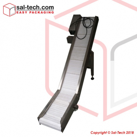 STEP Link Plate Output Conveyor