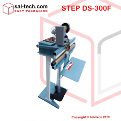 STEP Single Sided Impulse Foot Sealers