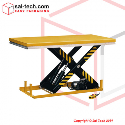 STEP HW 2001 Stationary Electric Lift Table