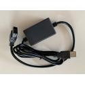 ELC-USB Programing Cable E3 Wrap 2100
