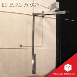 E3 Euro Pallet Wrapper - Easy to USE!