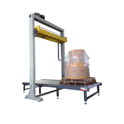 STEP WRAP 4100 Top Sheet Dispenser Automatic