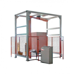 STEP WRAP 4000 Pallet Wrapper Fully Automatic