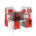 STEP TP-702NAD Fuldautomatisk Printmedieomsnøringsmaskine med Multi-Videresenderfunktion