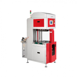 STEP TP-702NS Fully Automatic Print Media Strapping Machine