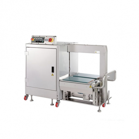 STEP TP-702YAM Steel Frame Fully Automatic Side Sealing Machine