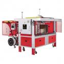 STEP TP-702CCQ Korrugeret 3-Sidet Bundle Squaring og Strapping System