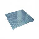 Platform Scale 2 tons 1000x1000mm