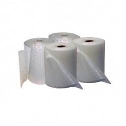 Bubble Plastic Film on Rolls of 100 meters