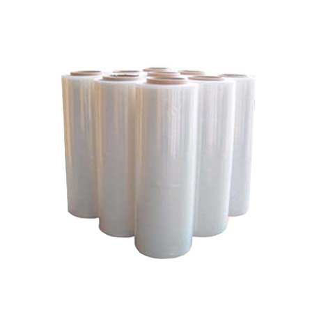 Machine stretch film for 150% pre stretch