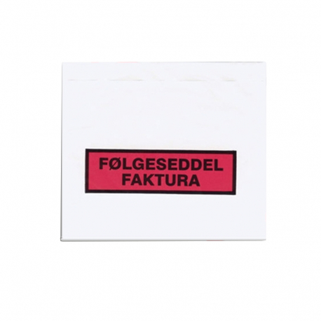 Document Pouches - Faktura