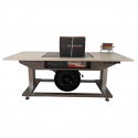STEP Ergo Strap Table with Built-in Scale & Adjustable Height