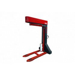 STEP Model 800 Semi-automatic forklift rotary arm