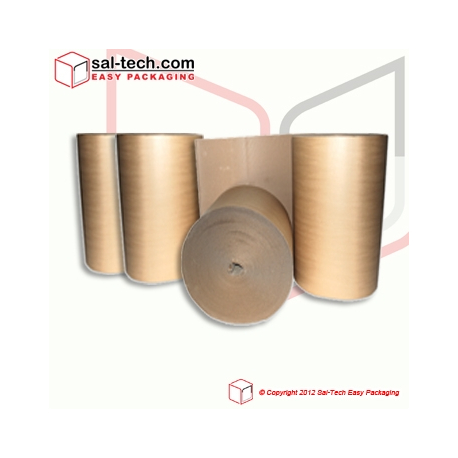 Corrugated Cardboard in Rolls of 70meters