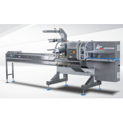 STEP FAT-50 Flow Pack Machine - IPS Italy