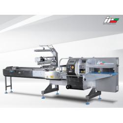 STEP FAT-60 Flow Pak Maskine for Pizza og større produkter