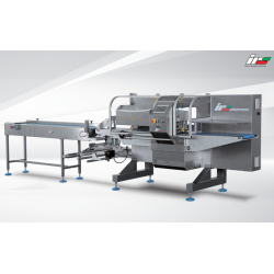 STEP FBT-60 Flow Pack Machine for cheese & vegetables & more
