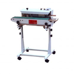 STEP-900LD Band sealer with Stand