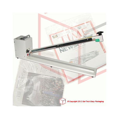 STEP HI Large Impulse Sealer Series HIGH END