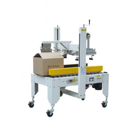 STEP C-50 Top and Bottom Sealing Machine & Flap Folding
