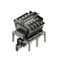 STEP MHL-10-50 Kartoffel & Grøntsagsvægt, Linear 5,0L