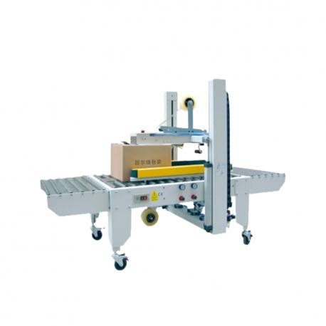 STEP E-50P Automatisk Top- og Sidebæltedrevet Kartonforsegler
