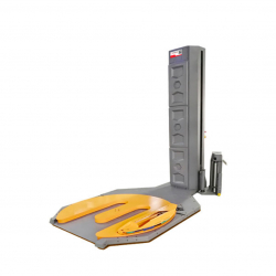 STEP Advance Pallet Wrapper Fully Automatic Horseshoe turntable