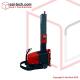 STEP MODEL 900 Halvautomatisk Robot Stretch / Pallepakker Maskine
