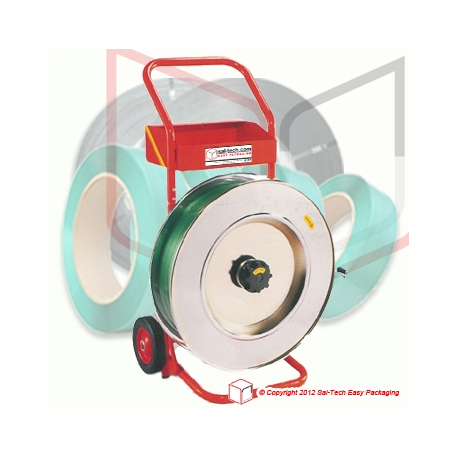 STEP H-84 Trolley for PP/PET/WG/Steel Straps