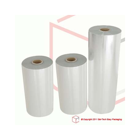 STEP Polyolefine Shrink Film