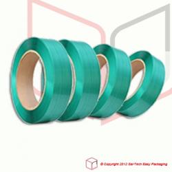PET grøn 19 x 0,80 Strapbånd