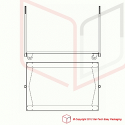 STEP Wagon for Pallets
