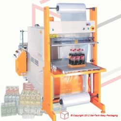 STEP NF500-1500 Banding and Shrinking Machine