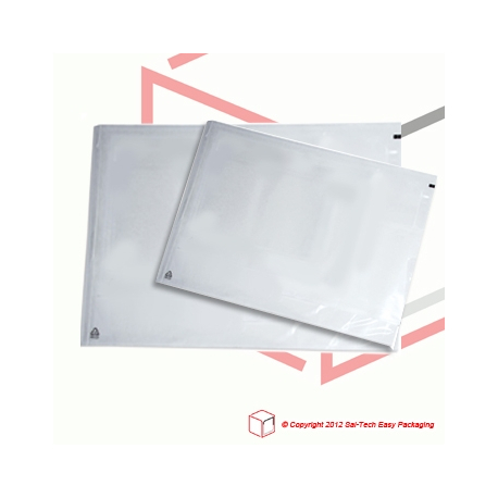 Document Pouches Clear