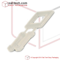 Plastic Buckels 16H White 5.000pcs/box