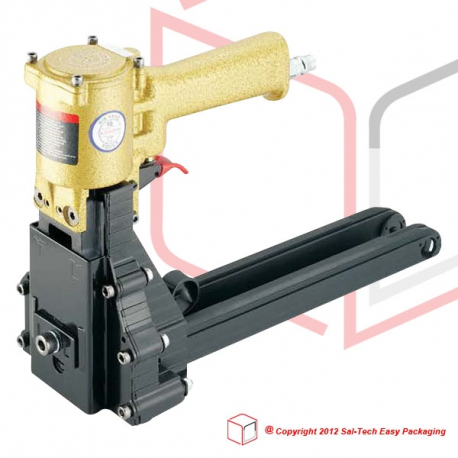 STEP Pneumatic Carton Stapler