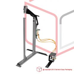 STEP Pneumatisk Kasse Bund Klipser med stander PB3522