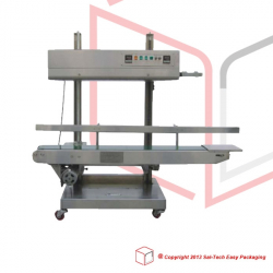 STEP CBS-1100 Band Sealer Vertical