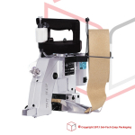 STEP N600AC Bag Closing Machine 1 thread & Paper tape device