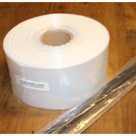Tube film LDPE 120mm x 50 my x 700m