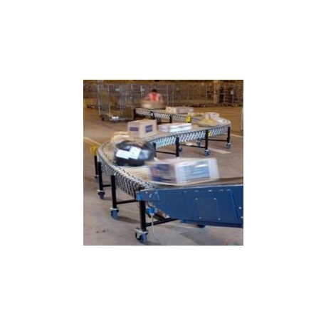 Flex Roller conveyor 5m