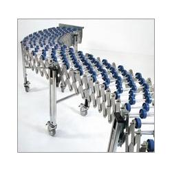Flexbane 500mm bred x 5m max - 5 ruller per aksel