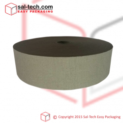 Kraft paper roll for bag closing and sewing machines